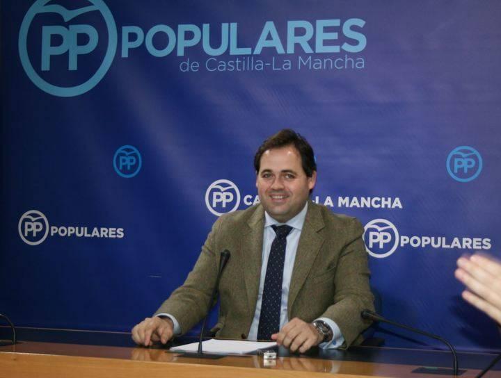 """Núñez: """"2018 arranca con un Gobierno regional caótico y poco serio que solo se preocupa de mantener sus sillones"""""""