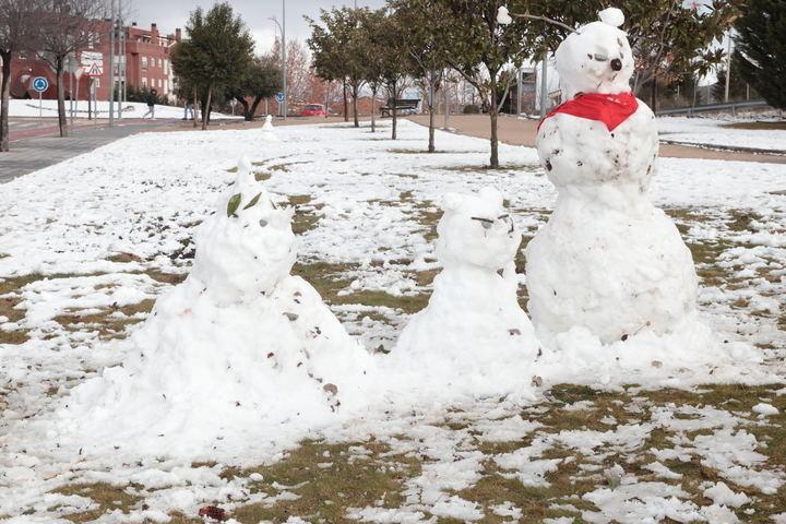 Más frío este martes en Guadalajara que sigue en alerta por riesgo de nieve