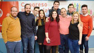 María Schnell, elegida nueva secretaria general de las Juventudes Socialistas de Guadalajara
