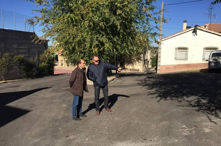 La Diputación de Guadalajara lleva a cabo importantes actuaciones para mejorar las redes de agua de varios municipios