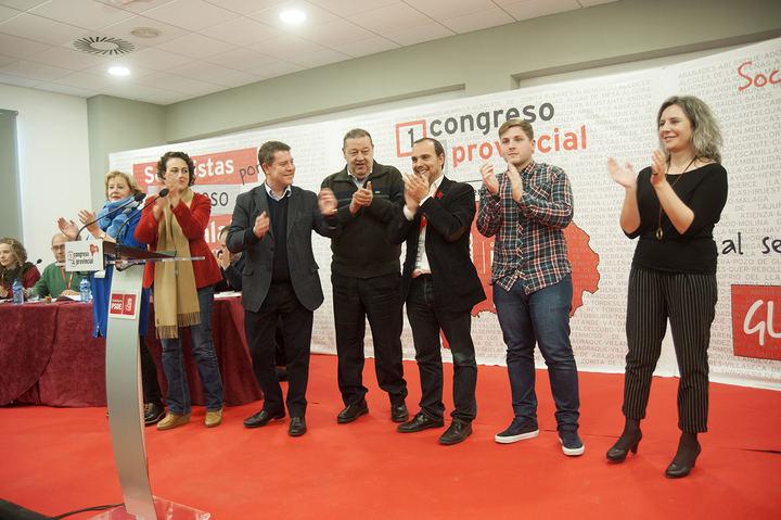 Estos son los hombres y mujeres con los que Bellido quiere hacer del PSOE de Guadalajara un partido