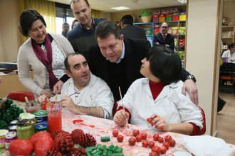 Un año especial para las personas con discapacidad en Castilla-La Mancha