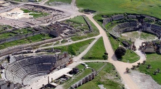 El Parque arqueológico de Segóbriga registró récord de visitas en 2017