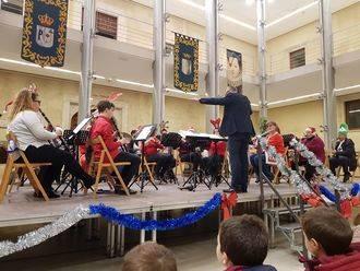 Homenaje a los Payasos de la Tele en el Concierto de Navidad de Pastrana