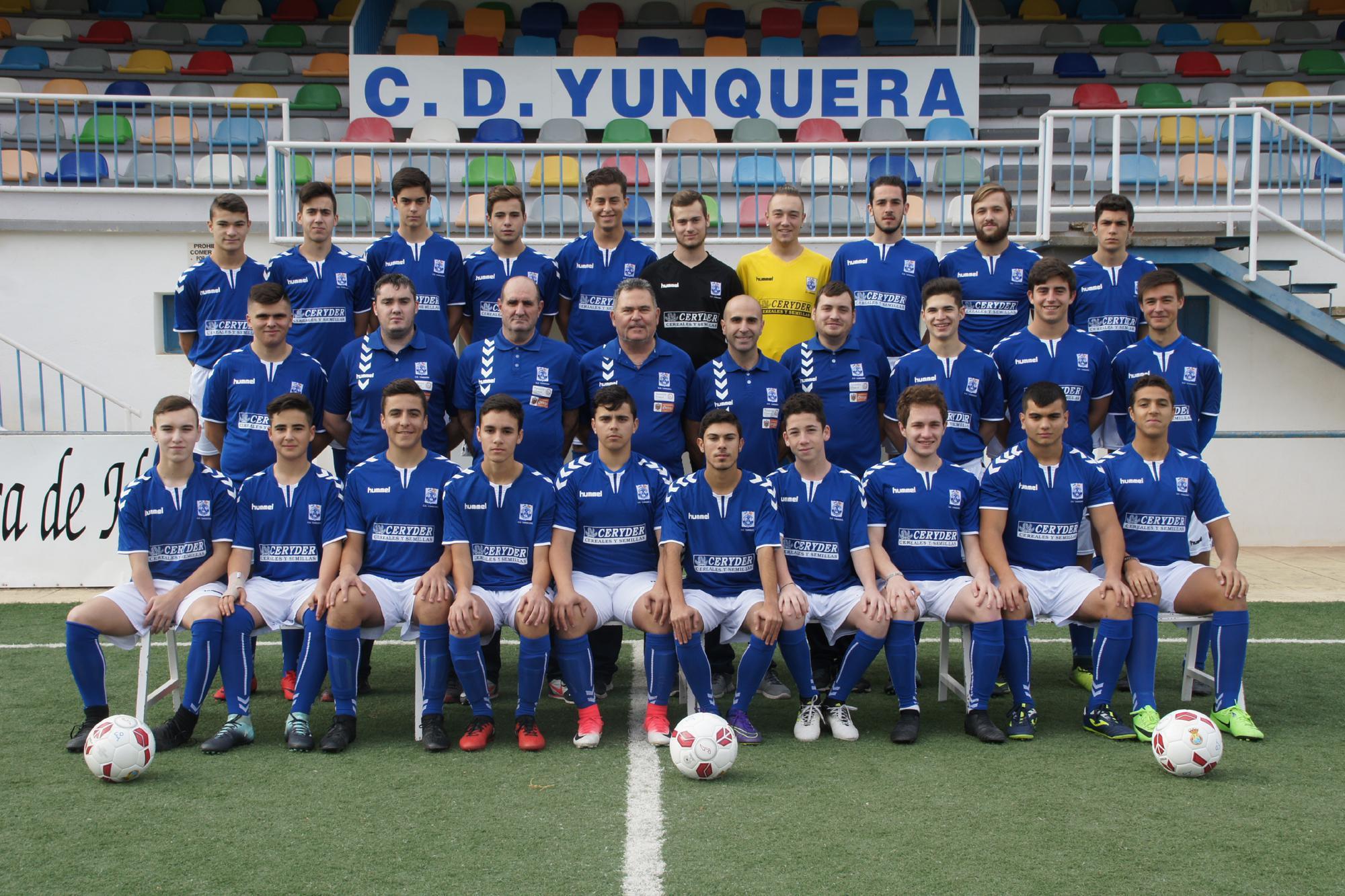 El C.D. Yunquera organiza su I Trofeo Cuadrangular de Fútbol Juvenil ...
