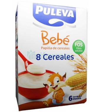 Retiran en España 30 nuevos lotes de leche en polvo y papillas Puleva Bebé para lactantes
