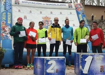 Javier Notario se impuso en la XI Carrera Popular de Brihuega, última del Circuito Diputación