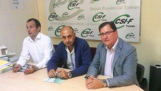 Inesperada dimisión de Roberto Rincón de sus cargos en el CSIF Castilla-La Mancha