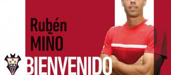 Rubén Miño, nuevo jugador del Alba