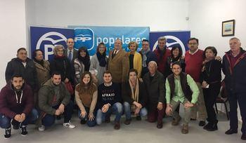 El PP de El Casar renueva su Junta Local y trabajará en equipo para conseguir los mejores resultados electorales