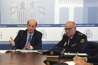 Sánchez-Seco agradece a la Comisaría de Policía Nacional de Guadalajara que haya reducido a un día la cita previa del DNI