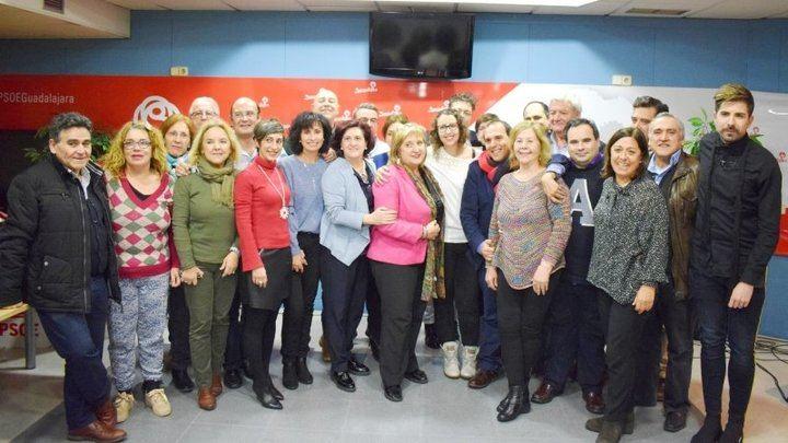 Sara Simón vence a Victor Cabeza en una nueva Agrupación Local del PSOE de Guadalajara