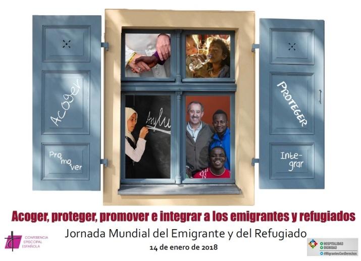 """Migraciones desarrolla la """"Semana del Emigrante y el Refugiado"""""""