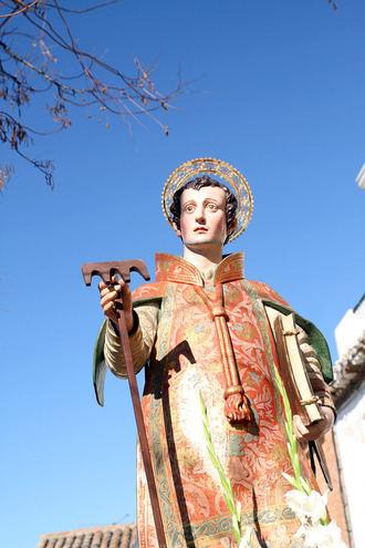 Quer celebra su fiesta patronal de San Vicente