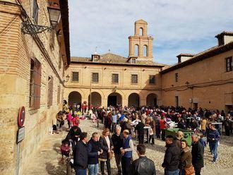 1.000 raciones de migas y gachas para celebrar San Sebastián en Pastrana