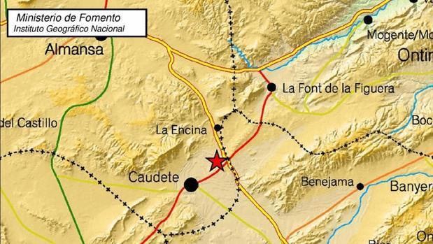 Evacúan a los alumnos de Caudete tras el terremoto que ha sacudido parte de la provincia de Albacete
