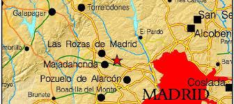 Un terremoto de dos grados en Madrid se deja notar en Guadalajara