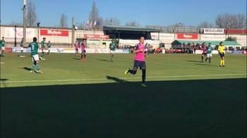 El CD Toledo consigue en Coruxo su primer triunfo a domicilio, 0-1