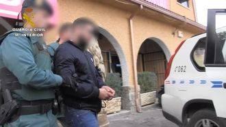 Tres detenidos por el secuestro de una persona en Toledo por el que pedían 45.000 euros de rescate