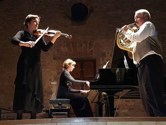 Brillante Concierto de Navidad de Bell´Arte Europa basado en música de Beethoven, Mozart y Brahms