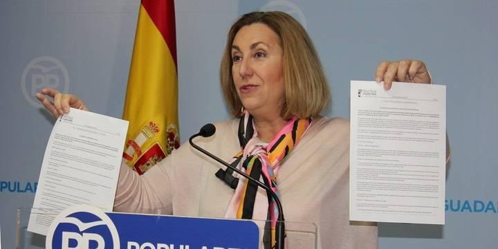 """Valmaña denuncia que Page """"engaña a las personas con discapacidad"""" sacando unas ayudas """"que no va a poder pagar en este ejercicio presupuestario"""""""