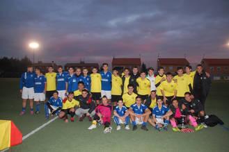 El I Trofeo de futbol juvenil C.D.Yunquera se lo lleva la A.D. La Plata de Torrejón de Ardoz