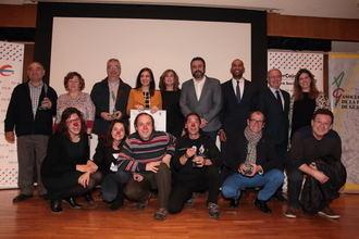 La Asociación de la Prensa de Guadalajara entregó sus XXVII Premios Anuales y el XII Premio de Libertad de Expresión