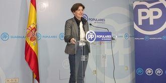 """Ana González: """"Page vuelve a insultar a Guadalajara con las declaraciones de Rafael Esteban sobre el Campus Universitario"""""""