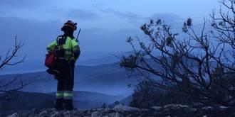 CC.OO. denuncia que la Junta de Page recorta en extinción de incendios al despedir a 250 trabajadores