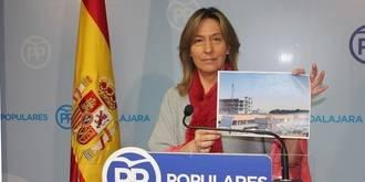 """Ana Guarinos: """"Page nos ha engañado y ha incumplido todos sus compromisos con la provincia de Guadalajara"""""""