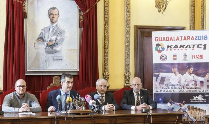 El mejor Karate del mundo llega a Guadalajara desde este viernes