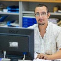 Javier Pastrana, ganador de la decimosexta edición del Premio de Periodismo Sobre Medio Rural