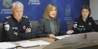 La Policía Local de Guadalajara impartirá educación vial a 2.289 alumnos de la ciudad