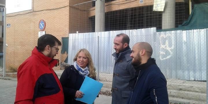"""Hormaechea: """"No queremos más mentiras. Queremos que Page construya el segundo Centro de Salud de Azuqueca, ya"""""""