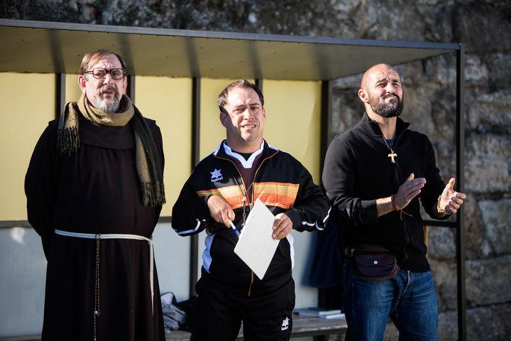 Pastrana, una de las localizaciones de la película 'Que baje Dios y lo vea'