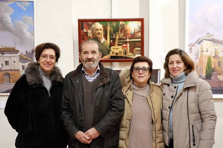 Homenaje al artesano Román López estas Navidades en Almonacid de Zorita