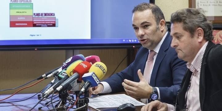 El Ayuntamiento de Guadalajara presenta su Plan contra la Sequía