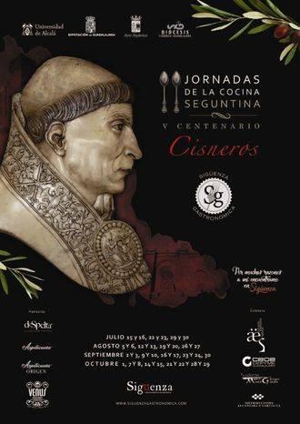 La gastronomía local rinde homenaje al Cardenal Cisneros en las II Jornadas de la Cocina Seguntina