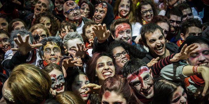 """El próximo Carnaval de Guadalajara sufrirá una """"infección"""" de Survival Zombie"""