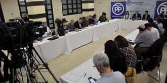 """Tirado resalta desde Guadalajara el proyecto del PP de """"soluciones, de presente y de futuro para lograr una Castilla-La Mancha mejor"""""""