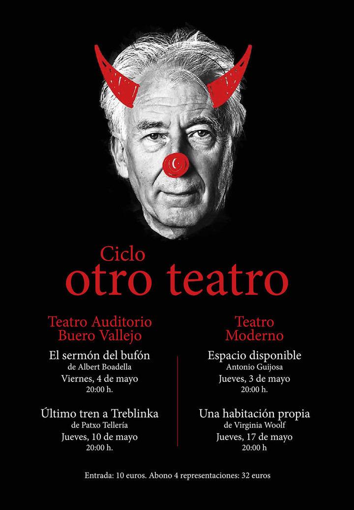El TABV y el Teatro Moderno se preparara para recibir el ciclo 'Otro Teatro'