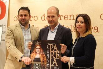 La Feria Medieval de Pareja llega a su V Edición entre el 14 y 15 de abril