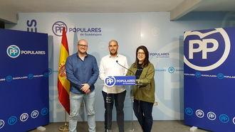 Maroto apoya la candidatura de Sergio Sánchez para presidir NNGG Guadalajara