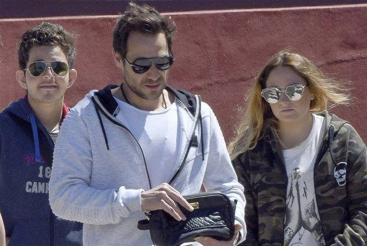 """LECTURAS La mujer de Antonio David: """"Mi marido no es un maltratador"""""""