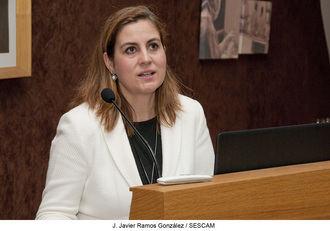 Gema Arriola, nueva jefa de estudios de Formación Sanitaria del Hospital de Guadalajara
