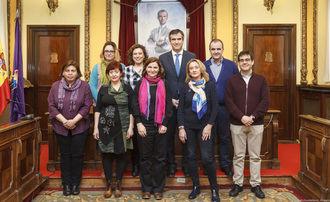 El Ayuntamiento de Guadalajara firma los convenios de cooperación al desarrollo y emergencia social