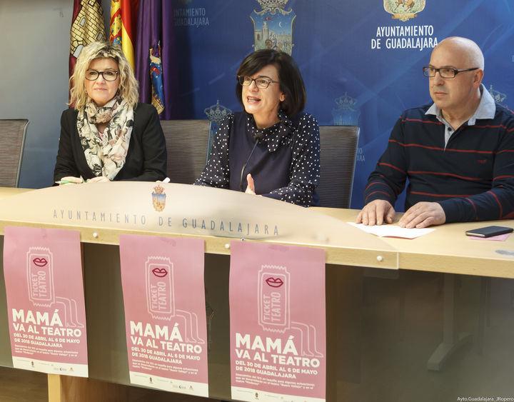 """Del 30 de abril al 6 de mayo, 119 establecimientos de la ciudad participarán en la campaña """"Mamá va al Teatro"""""""