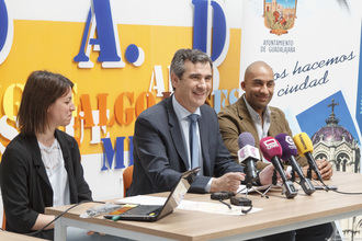 El alcalde de Guadalajara presenta interesantes y novedosas iniciativas para los jóvenes