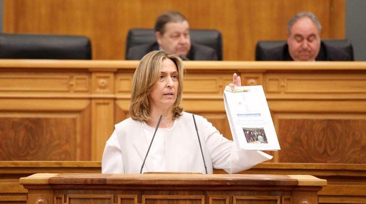 Guarinos reclama a Page la gratuidad del parking del Hospital de Guadalajara y su apertura inmediata