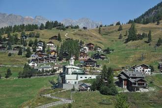 Un hombre borracho empezó a andar, y andar y...¡se escaló una montaña en Los Alpes!